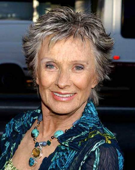 pixie cut hairstyles and haircuts for women over 70