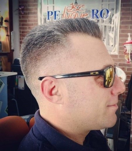 simple haircut for busy men hairstyles for men with thin hair